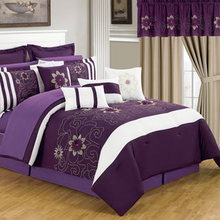 Windsor Home Amanda  Room-In-A-Bag Bedroom Set