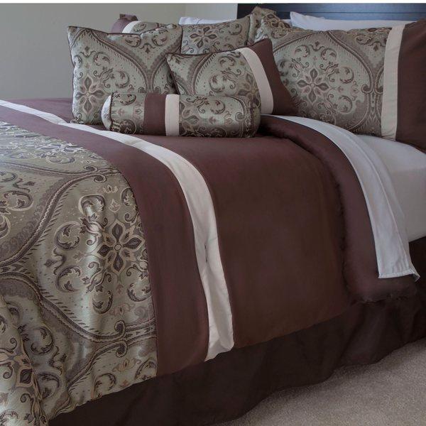 Windsor Home 7-Piece Geneva Comforter Set