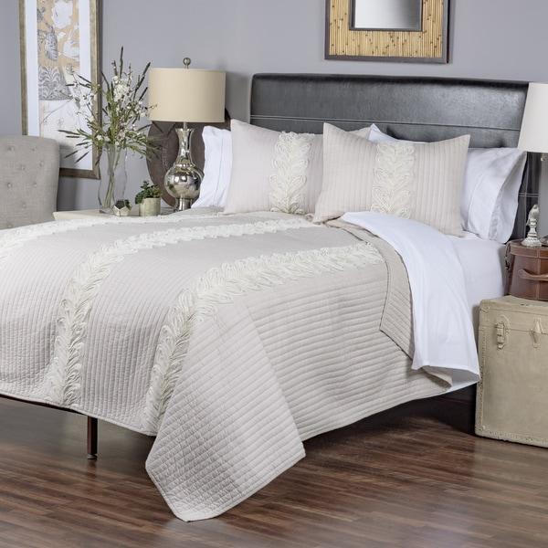 Palmier Collection 3-piece Quilt Set by Arden Loft