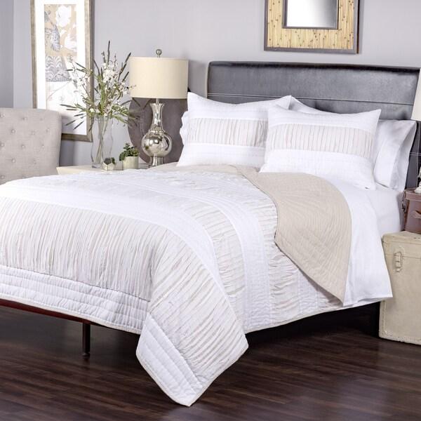 Adarsha Collection 3-piece Quilt Set By Arden Loft