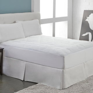Rest Remedy Silky Cotton Mattress Pad