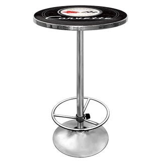 Corvette C1 Pub Table - Black
