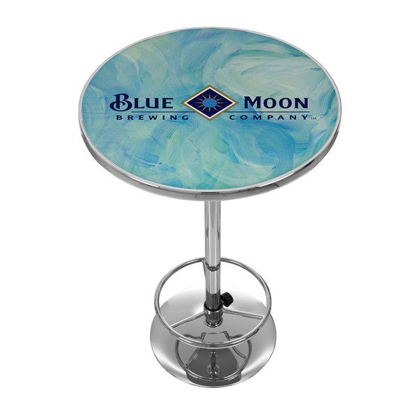 Blue Moon Pub Table Free Shipping Today Overstock Com
