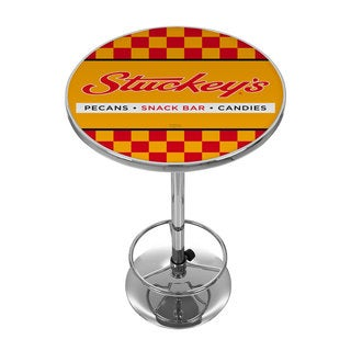 Stuckeys Chrome Pub Table