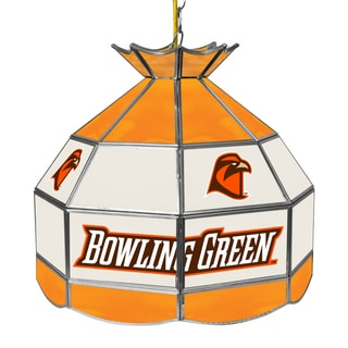 Bowling Green State University 16 inch Tiffany Style Lamp