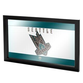 VAF Seattle Bombers Framed Logo Mirror