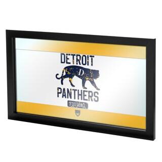 VAF Detroit Panthers Framed Logo Mirror