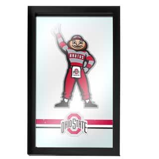 Ohio State Stripe Brutus Framed Logo Mirror https://ak1.ostkcdn.com/images/products/10656285/P17722742.jpg?impolicy=medium
