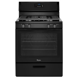 Whirlpool 30-inch Freestanding Gas Range with Broiler Drawer (2 options available)