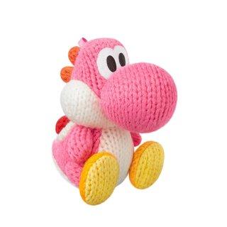 Nintendo Pink Yarn Yoshi amiibo