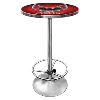 Pontiac Firebird Red Chrome Pub Table