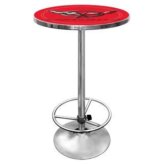 Corvette C5 Pub Table - Red
