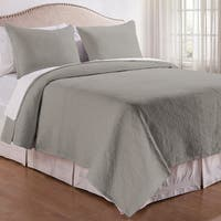 3 or 2-piece Sandstone Color Quilt Set
