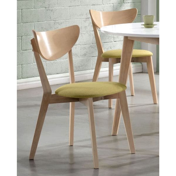 Retro Dining Room Chairs: Shop Peony Retro Danish Design Dining Chairs (Set Of 2