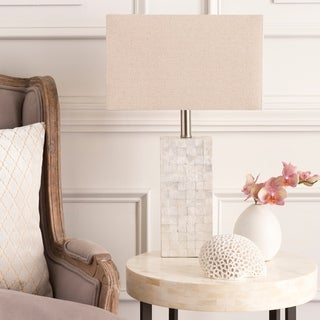 Casual Katie Table Lamp with MDF Base