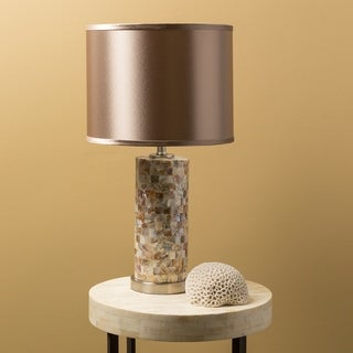 Contemporary Iowa Table Lamp with MDF Base