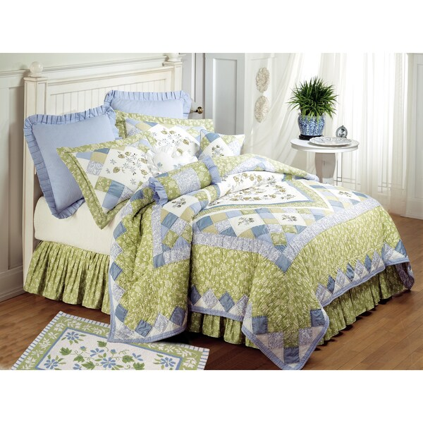 Eileen Cotton Quilt (Shams Not Included)