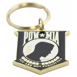 POW*MIA You Are Not Forgotten Key Ring