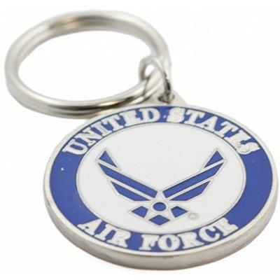 United States Air Force Logo Key Ring