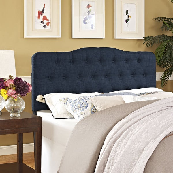 Shop Modway Annabel Queen Fabric Headboard Free Shipping