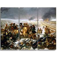 Design Art 'Antoine-Jean Gros - Napoleon on the Battlefield' Master Piece Landscape Artwork