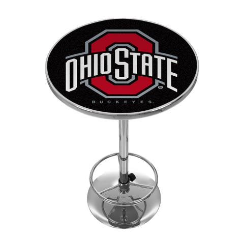The Ohio State University Pub Table - Black