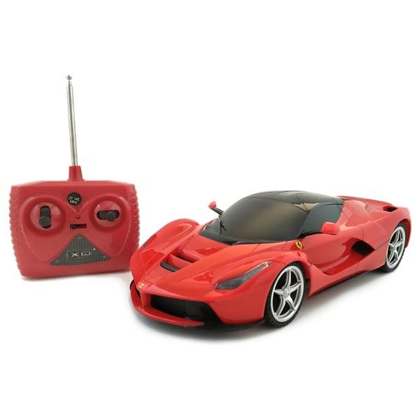 TRI Band Remote Control 1:18 Ferrari LaFerrari RTR RC Supercar