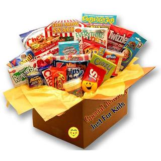 Gift Basket Drop Shipping Kids Blast Deluxe Activity Care Package
