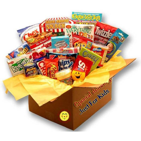 Gift Basket Drop Shipping Kids Blast Deluxe Activity Care Package. Opens flyout.