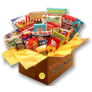 Children's Blast Deluxe Activity Care Package