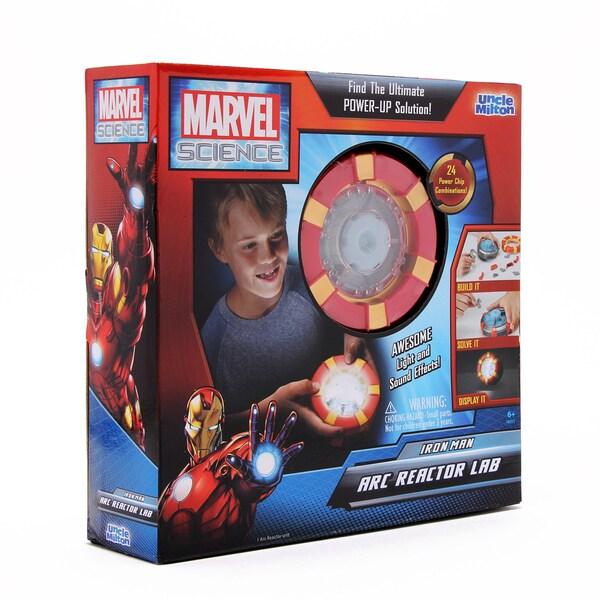Uncle Milton Avengers Iron Man Arc Reactor Lab