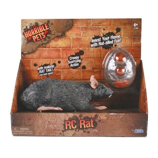 Uncle Milton Remote Control Rat