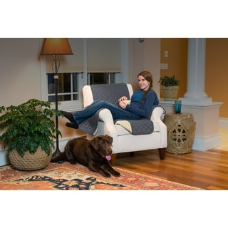 Home Fashion Designs Hawthorne Collection Ultra Plush Reversible Chair Protector