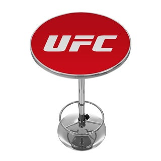UFC Chrome Pub Table
