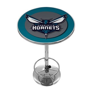 Charlotte Hornets NBA Chrome Pub Table
