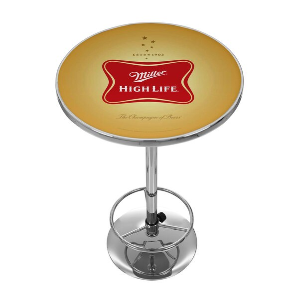 Miller High Life Pub Table - Free Shipping Today ...