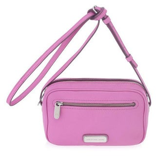 MARC BY MARC JACOBS Sally Pink Bubblegum Crossbody