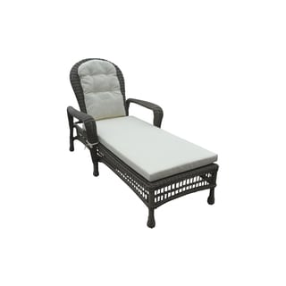 Panama Jack Carolina Beach Stackable Chaise Lounge