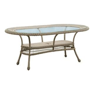 panama jack carolina beach oval dining table