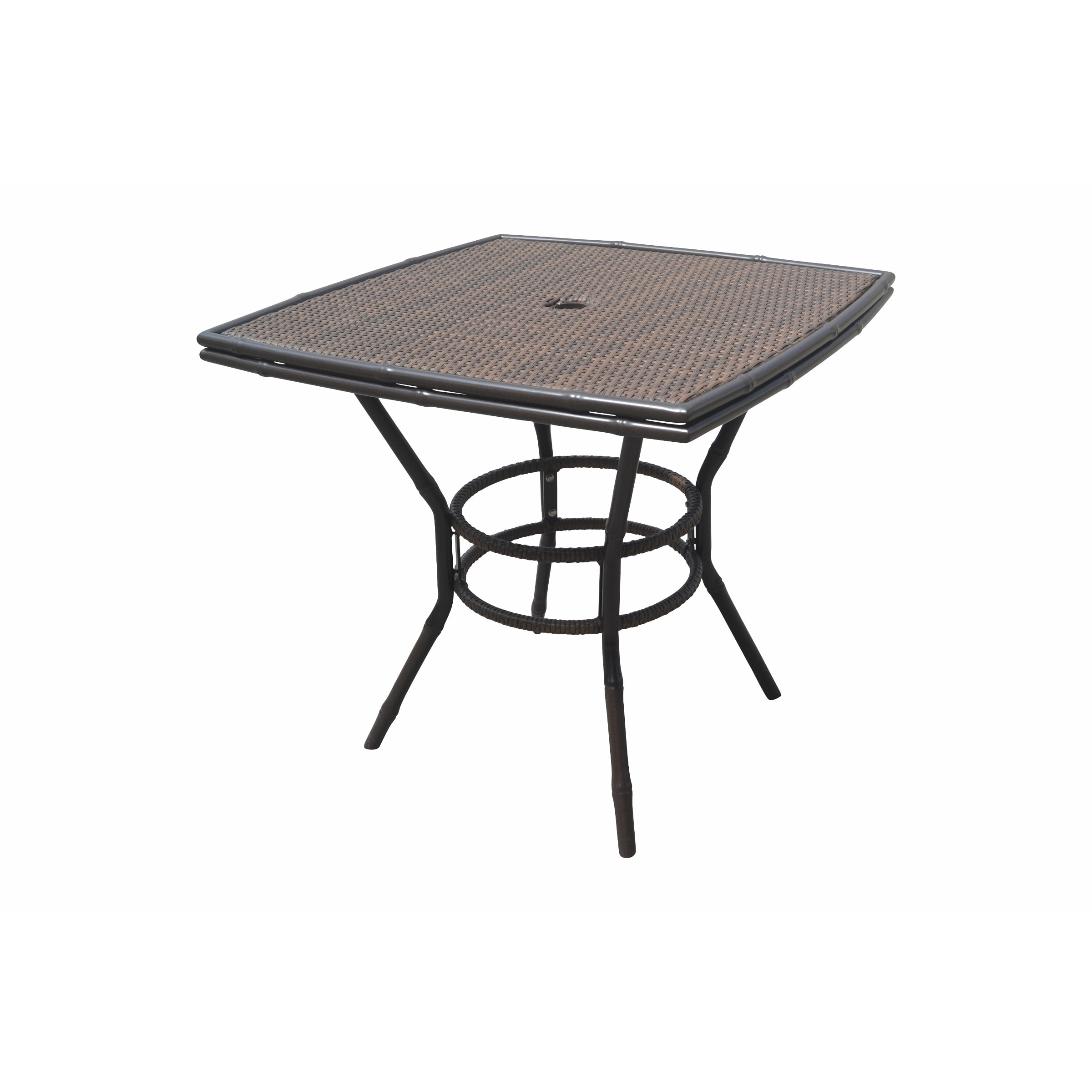"""Panama Jack Rum Cay 42"""" Square Round Table (Rum Cay 42"""" S..."""