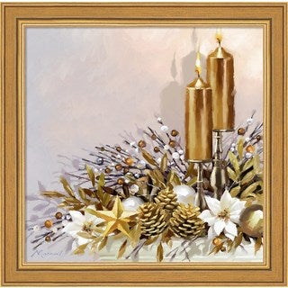 The Macneil Studio 'Gold Decoration' Framed Art