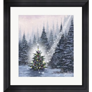 The Macneil Studio 'Christmas Tree' Framed Art