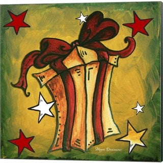 Megan Duncanson 'Golden Present' Canvas Art