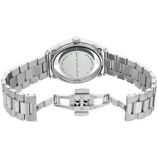 Marc Jacobs Women's MBM3412 'Thether' Stainless Steel Watch