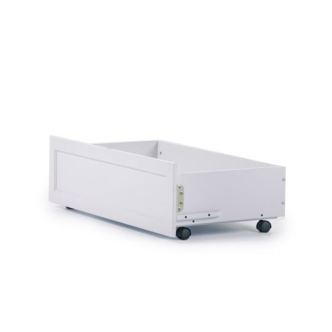 School House White Storage Drawers (Set of 2)