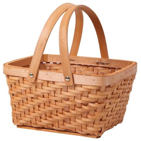 Quickway Rectangular Chip Picnic Basket
