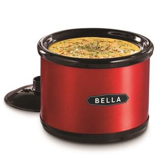 Bella 0.65-Qt. Dip Warmer Red