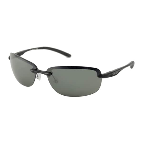 0f119d314f Shop Timberland TB9051 Men s Polarized  Wrap Sunglasses - Free ...