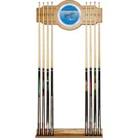 Orlando Magic Hardwood Classics NBA Cue Rack with Mirror