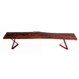 Reclaimed Wooden Dining Bench